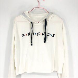 FRIENDS 90s vintage tv series sweatshirt hooded